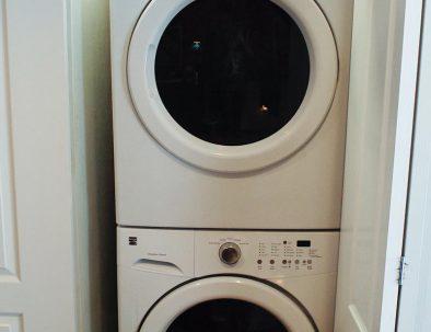 Main Level Washer & Dryer