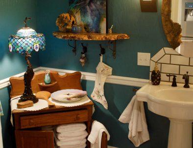 Bird View Suite Bathroom