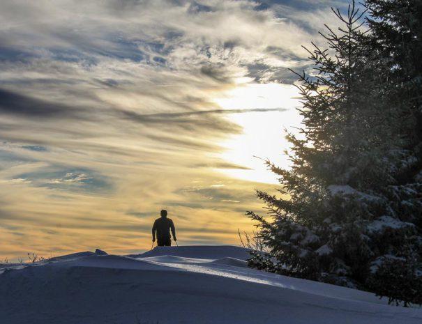 Winter in western MD