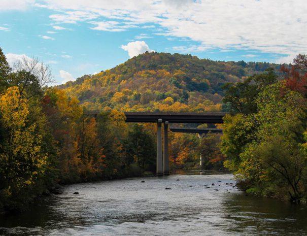 Rt 68 Bridge in Friendsville, MD