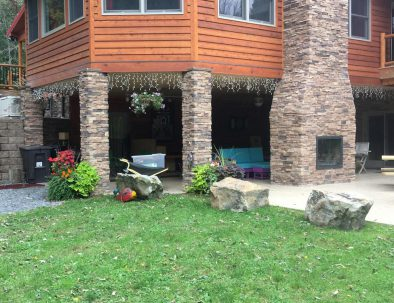 Open Air Pavilion - Stillwater Haven Vacation Rental