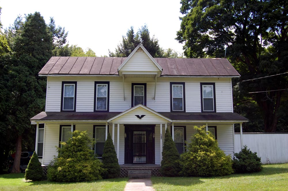 Old Victorian House on Stillwater Haven Property